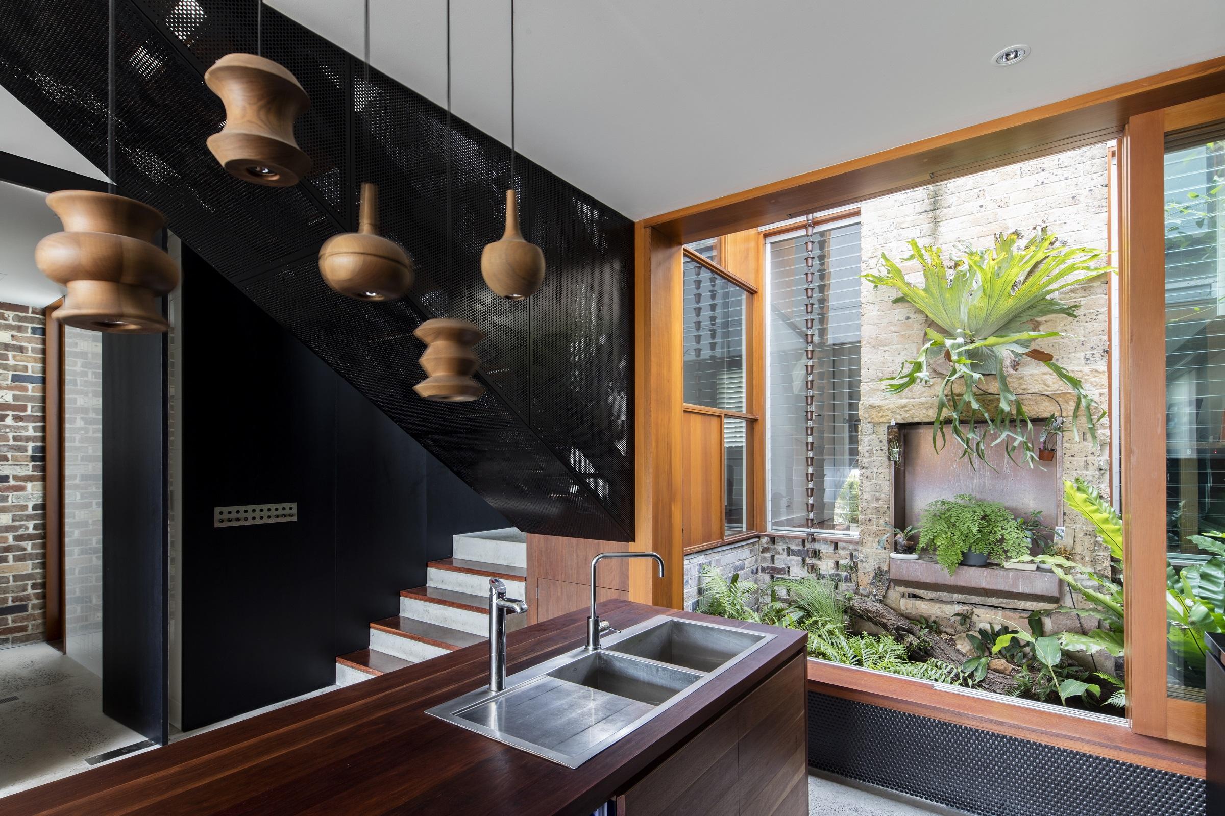 Metal interiors - current favourite interior trends