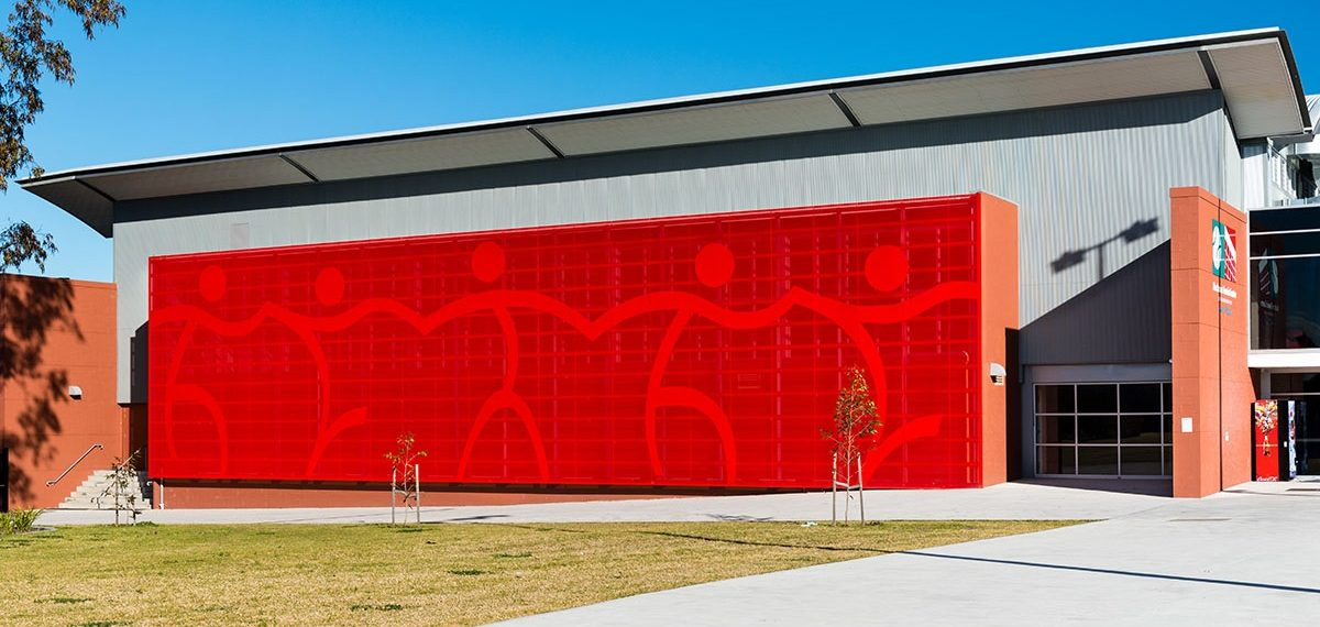 PERFORATED METAL TRENDS - perforated graphics on metal panels - Arrow Metal