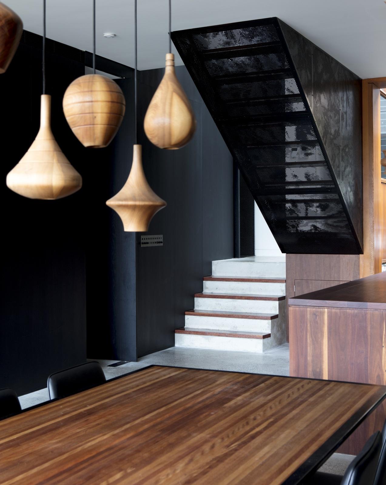 Metal Staircase - Balmain House - Arrow Metal