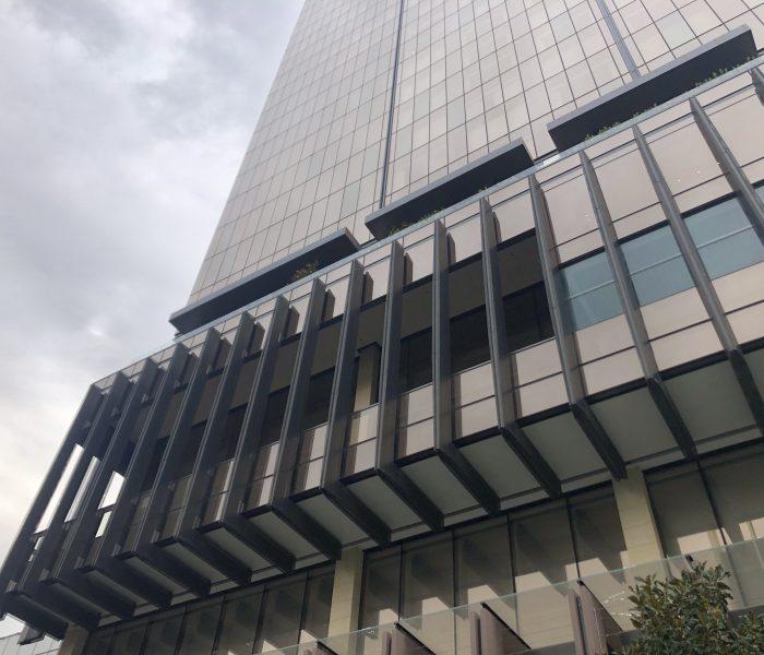 Decorative Perforated Panels, Westin Hotel Perth